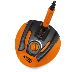 Щетка RA 101 для мытья террас для Stihl RE 98 – RE 163 PLUS