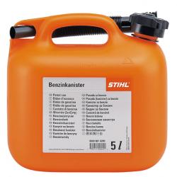 Канистра для бензина Stihl, оранжевая, 5 л