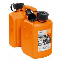 Комбиканистра Stihl, оранжевая, бензин 3 л, масло 1,5 л