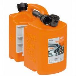 Комбиканистра Stihl Профи, оранжевая, бензин 5 л, масло 3 л