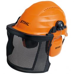 Защитный шлем с сеткой и наушниками Stihl Aero Light (00008840141)