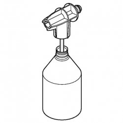 Пенная насадка Stihl для моек RE 88, RE 98, RE 109 (4915-500-5698)