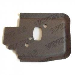 Прокладка цилиндра-карбюратора Stihl для FS 38, FS 45, FS 55 (4140-129-0906)