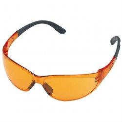 Защитные очки Stihl Contrast, оранжевые (0000-884-0324)