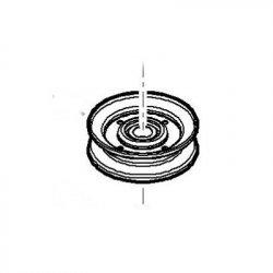 Направляющий ролик Viking для садовых тракторов (6170-760-6616)