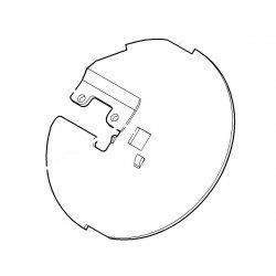 Режущий диск Viking для GE 103, GE 105 (6007-702-1100)