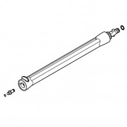 Струйная трубка Stihl для моек RE 88, RE 98, RE 109 (4915-500-0998)