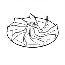 Втулка ножа Viking для ME 360, ME 410, ME 443 (6310-702-5000)