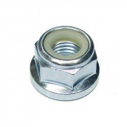Стопорная гайка с буртиком М12 х 1,5 левая резьба Stihl для FS 310, FS 400, FS 450 (4119-642-7600)