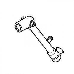 Угловая трубка пистолета Stihl для RE 88, RE 98, RE 109 (4787-500-2200)
