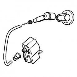 Катушка зажигания Stihl для MS 261 C-M (1141-400-4732)