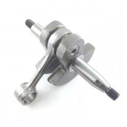 Коленвал Stihl для FS 400, FS 450 (4128-030-0400)