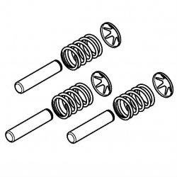 Комплект керамических поршней Stihl для RE 142, RE 143, RE 162, RE 163 (4743-760-7050)