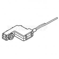 Микровыключатель Stihl для RE 98 (4775-430-0501)