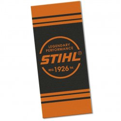 Пляжное полотенце STIHL Legendary Performance 1926, 80x180 см (04641090030)