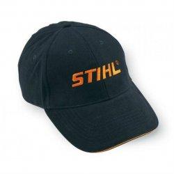 Кепка-гольф STIHL, черная (04640100000)