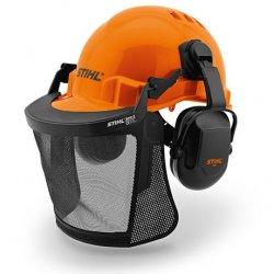 Защитный шлем с сеткой и наушниками Stihl FUNCTION Basic (00008880803)