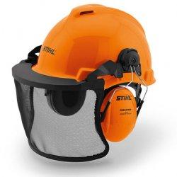 Защитный шлем с сеткой и наушниками Stihl FUNCTION Universal (00008880804)