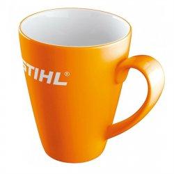 Чашка с логотипом STIHL, оранжевая (70168711231)
