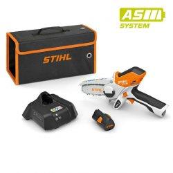 Аккумуляторная цепная мини-пила Stihl GTA 26 Set