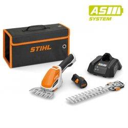 Аккумуляторные кусторез-ножницы Stihl HSA 26 Set