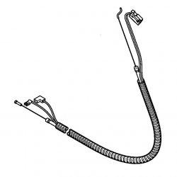 Трос газа Stihl для мотокос FS 310 (4180-180-1153)