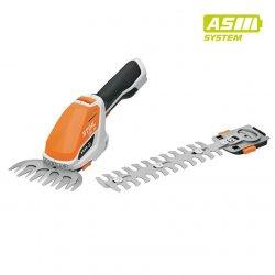 Аккумуляторные кусторез-ножницы Stihl HSA 26