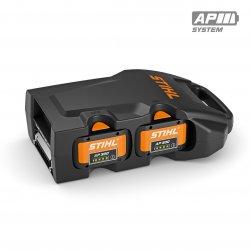 Двойной адаптер Stihl ADA 700 для аккумуляторов AP