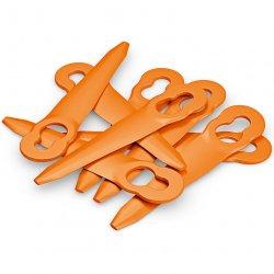 Набор ножей для головок Stihl PolyCut 2-2 триммера FSA 45, 8 шт.