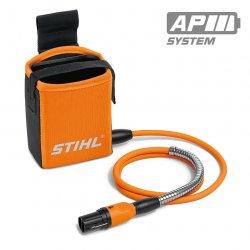 Сумка Stihl с соединительным проводом для аккумуляторов AP